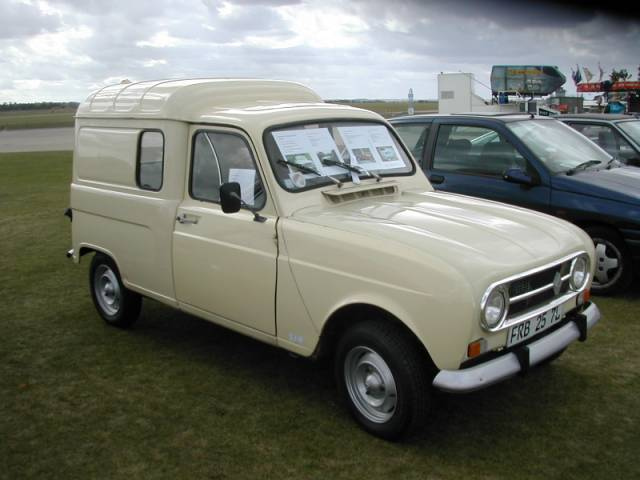Renault R8 Major And S